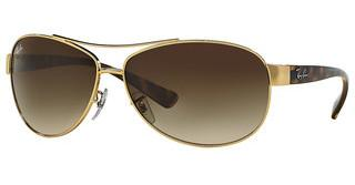 Ray-Ban RB3386 001/13 BROWN GRADIENTARISTA