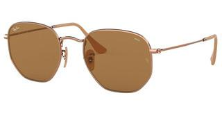 Ray-Ban RB3548N 91314I EVOLVE BROWNCOPPER