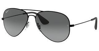 Ray-Ban RB3558 002/T3 LIGHT GREY GRADIENT GREYBLACK