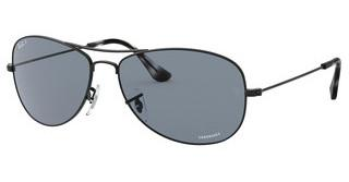 Ray-Ban RB3562 006/BA BLUE POLARMATTE BLACK