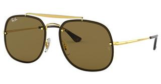 Ray-Ban RB3583N 001/73 DARK BROWNGOLD
