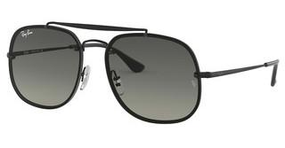 Ray-Ban RB3583N 153/11 LIGHT GREY GRADIENT DARK GREYDEMIGLOSS BLACK