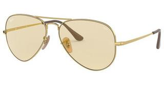 Ray-Ban RB3689 001/T2 LIGHT BROWNGOLD