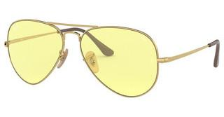 Ray-Ban RB3689 001/T4 LIGHT YELLOWGOLD