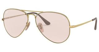 Ray-Ban RB3689 001/T5 LIGHT PINKGOLD