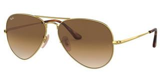 Ray-Ban RB3689 914751 CLEAR GRADIENT BROWNGOLD