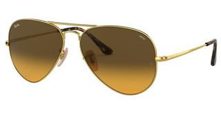 Ray-Ban RB3689 9150AC PHOTO ORANGE GRADIENT BROWNGOLD
