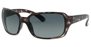 Ray-Ban RB4068 642/3M BLUE GRADIENT GREYHAVANA