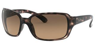 Ray-Ban RB4068 642/43 LIGHT BROWN GRADIENT BLACKHAVANA
