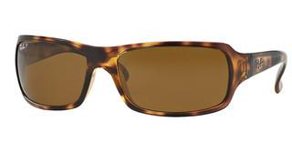 Ray-Ban RB4075 642/57 CRYSTAL BROWN POLARIZEDHAVANA