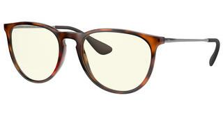 Ray-Ban RB4171 865/SB CLEAR BLUERUBBER HAVANA