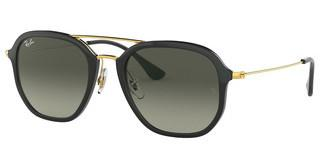 Ray-Ban RB4273 601/71 GRADIENT GREENBLACK