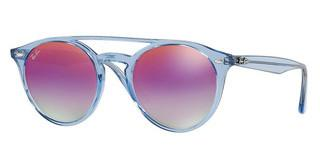 Ray-Ban RB4279 6278A9 GREEN MIRROR LILLAC GRAD VIOLLIGHT BLUE