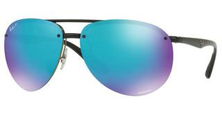 Ray-Ban RB4293CH 601/A1 GREEN MIR BLUE POLARBLACK