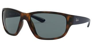 Ray-Ban RB4300 6433S2 POLAR BLUEHAVANA