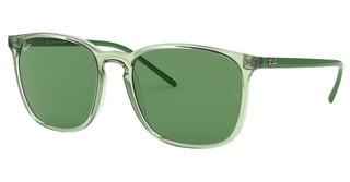 Ray-Ban RB4387 6402/2 GREENTRANSPARENT GREEN