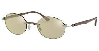 Ray-Ban RB8060 159/5A LIGHT BROWN MIRROR GOLDGREY