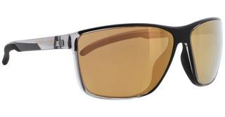 Red Bull SPECT DRIFT 001P brown with bronze mirrorxtal grey