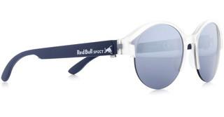 Red Bull SPECT WING5 002P blue with silver flash POLx-tal clear