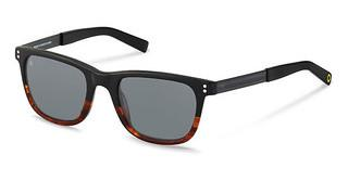 Rocco by Rodenstock RR322 D sun protect - smoky grey - 85 %black/orange