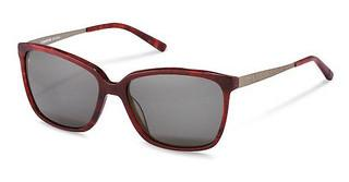 Rodenstock R3298 D red structured, gunmetal