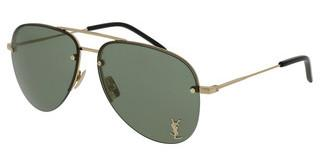 Saint Laurent CLASSIC 11 M 003 GREENGOLD