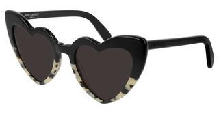 Saint Laurent SL 181 LOULOU 012 BLACKHAVANA