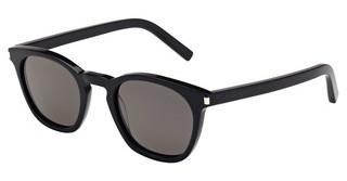 Saint Laurent SL 28 002 SMOKEBLACK