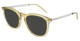Saint Laurent SL 360 004 GREYYELLOW