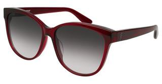 Saint Laurent SL M23/K 003 GREYBURGUNDY