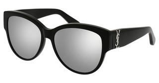Saint Laurent SL M3 003 SILVERBLACK