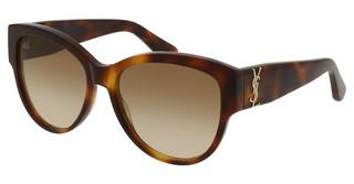 Saint Laurent SL M3 005 BROWNHAVANA