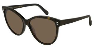 Stella McCartney SC0002S 005 BROWNHAVANA