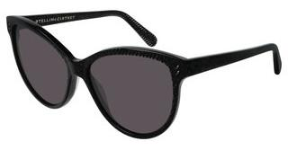 Stella McCartney SC0002S 006 SMOKEBLACK