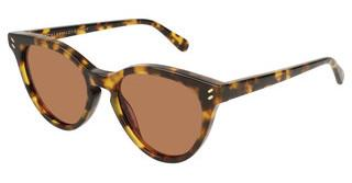Stella McCartney SC0118S 002 BROWNHAVANA