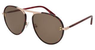 Stella McCartney SC0133S 005 BROWNHAVANA