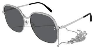 Stella McCartney SC0166S 002 SMOKESILVER