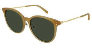 Stella McCartney SC0178SK 004 GREENYELLOW