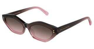 Stella McCartney SC0204S 003 BROWNGREY