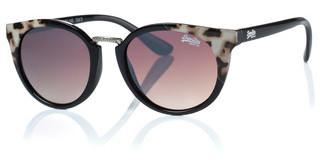 Superdry SDS Girlfriend 195 braunschwarz / leopard