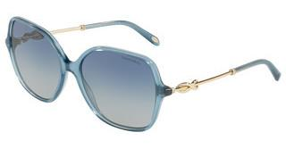 Tiffany TF4145B 82444L LIGHT GREY GRADIENT BLUEBLUE