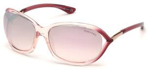 Tom Ford FT0008 72Z violett ver.rosa glanz