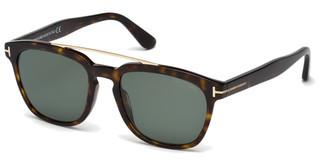 Tom Ford FT0516 52R grün polarieisrendhavanna dunkel