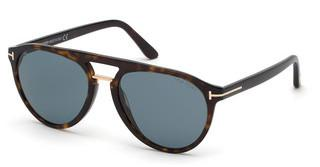 Tom Ford FT0697 52V blauhavanna dunkel