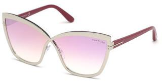 Tom Ford FT0715 16Z verspiegeltpalladium glanz