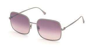 Tom Ford FT0865 14U bordeaux versp.ruthenium hell glanz