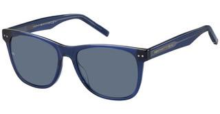 Tommy Hilfiger TH 1712/S GEG/KU BLUE AVIOBLU BLUET