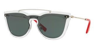 Valentino VA4008 502471 SMOKE GREENTRANSPARENT
