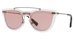 Valentino VA4008 502484 ROSETRANSPARENT