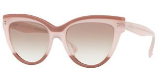 Valentino VA4034 509313 LIGHT BROWN GRADIENTPINK/OPAL PINK/PINK